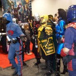 GI Joe Cosplay - WonderCon 2012