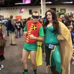 Robin Cosplay - WonderCon 2012