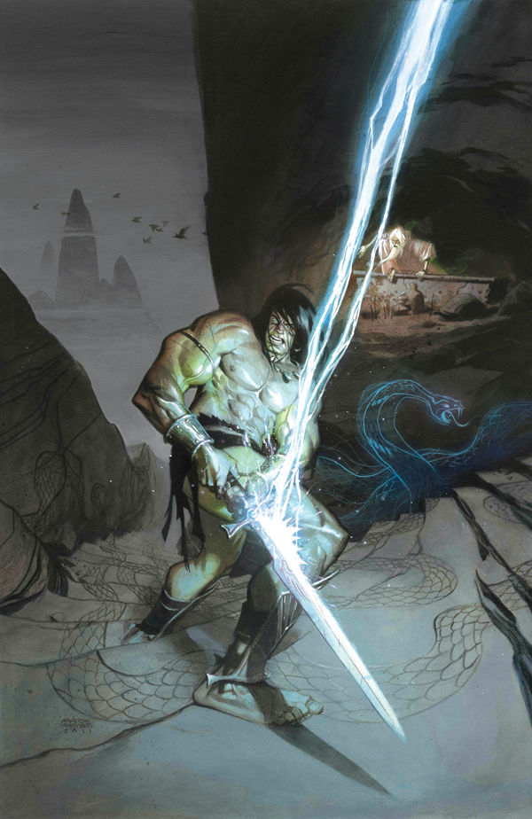 Review – King Conan #3: The Phoenix On The Sword Part 3 of 4