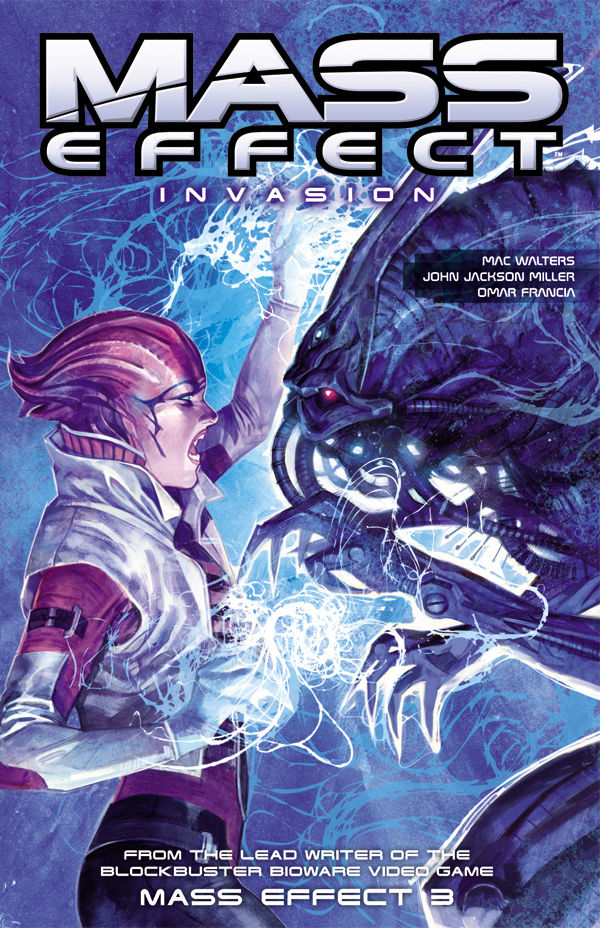 Review – Mass Effect: Invasion Trade Paperback