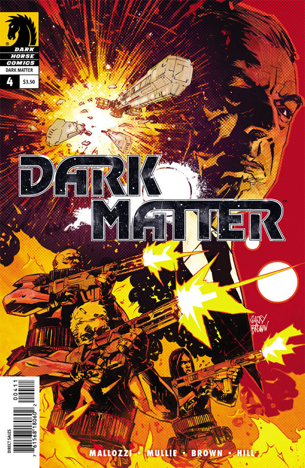 Review – Dark Matter #4 – Rebirth 4 of 4