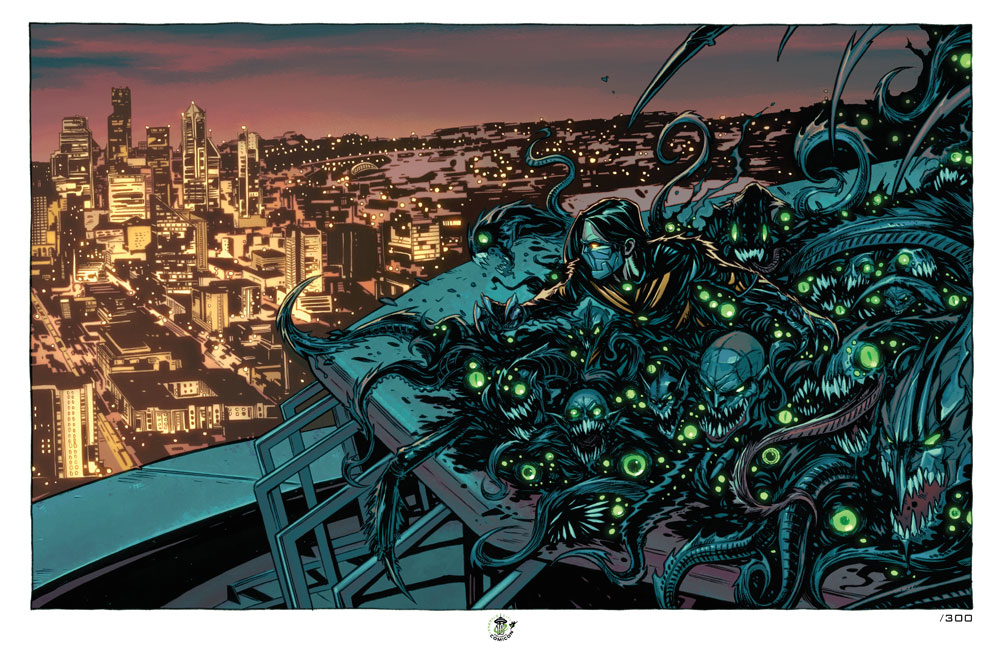 Image gears up with exclusives for Emerald City Comicon