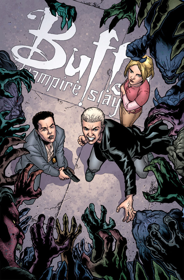 Review – Buffy The Vampire Slayer Season 9 #7 – On Your Own Part 2
