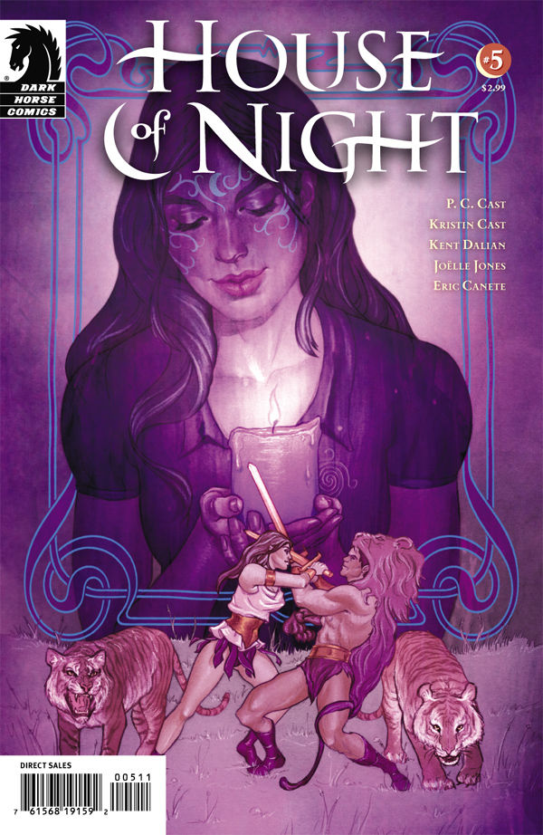 Review – House of Night #5