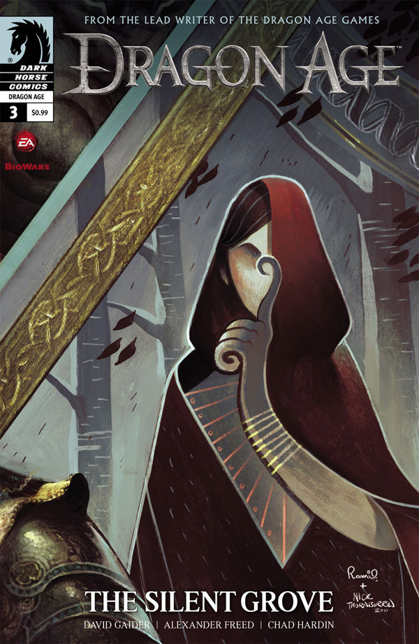 Review – Dragon Age: The Silent Grove #3 Part 3 of 6