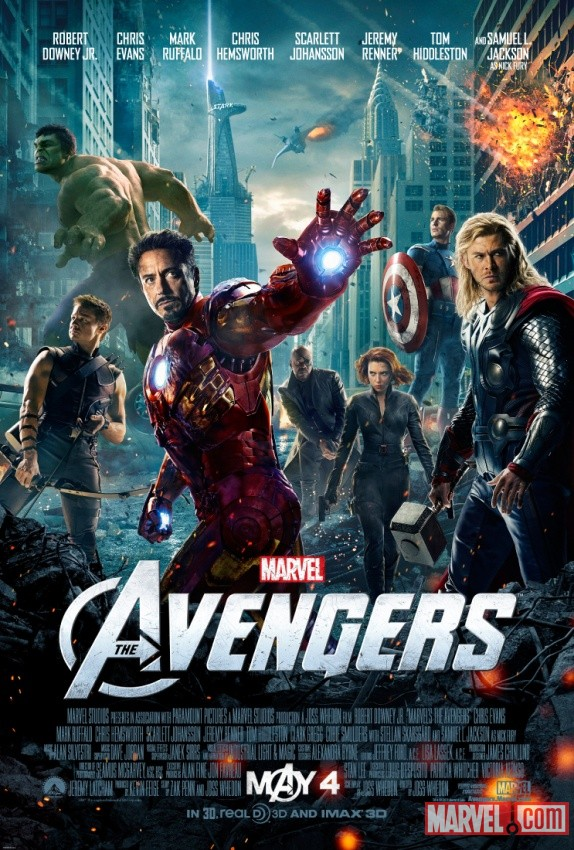 The Avengers play closer slot for Tribeca Film Fest 2012