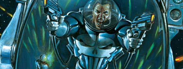 WonderCon 2012 – Marvel announces Space Punisher, Spider-Man vs The Lizard