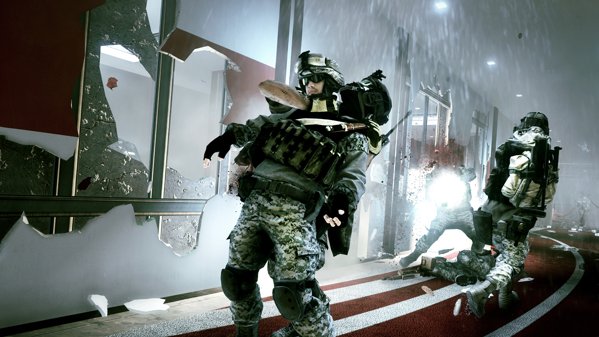 Battlefield 3 unveils Close Quarters Trailer and upcoming DLC