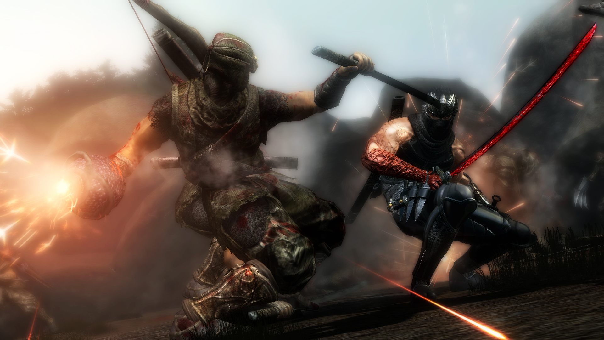 The Ninja Gaiden 3 Debut Trailer arrives