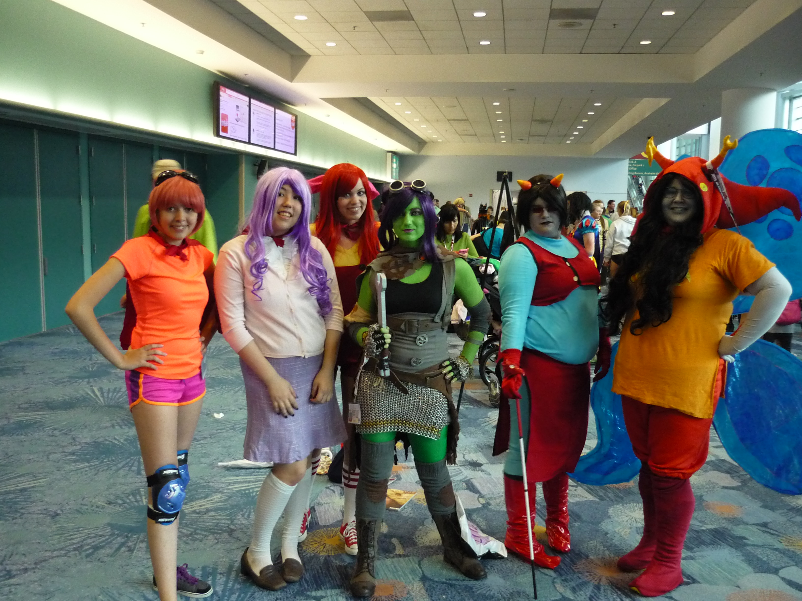 WonderCon 2012 – Saturday Gallery – Cosplay mania!