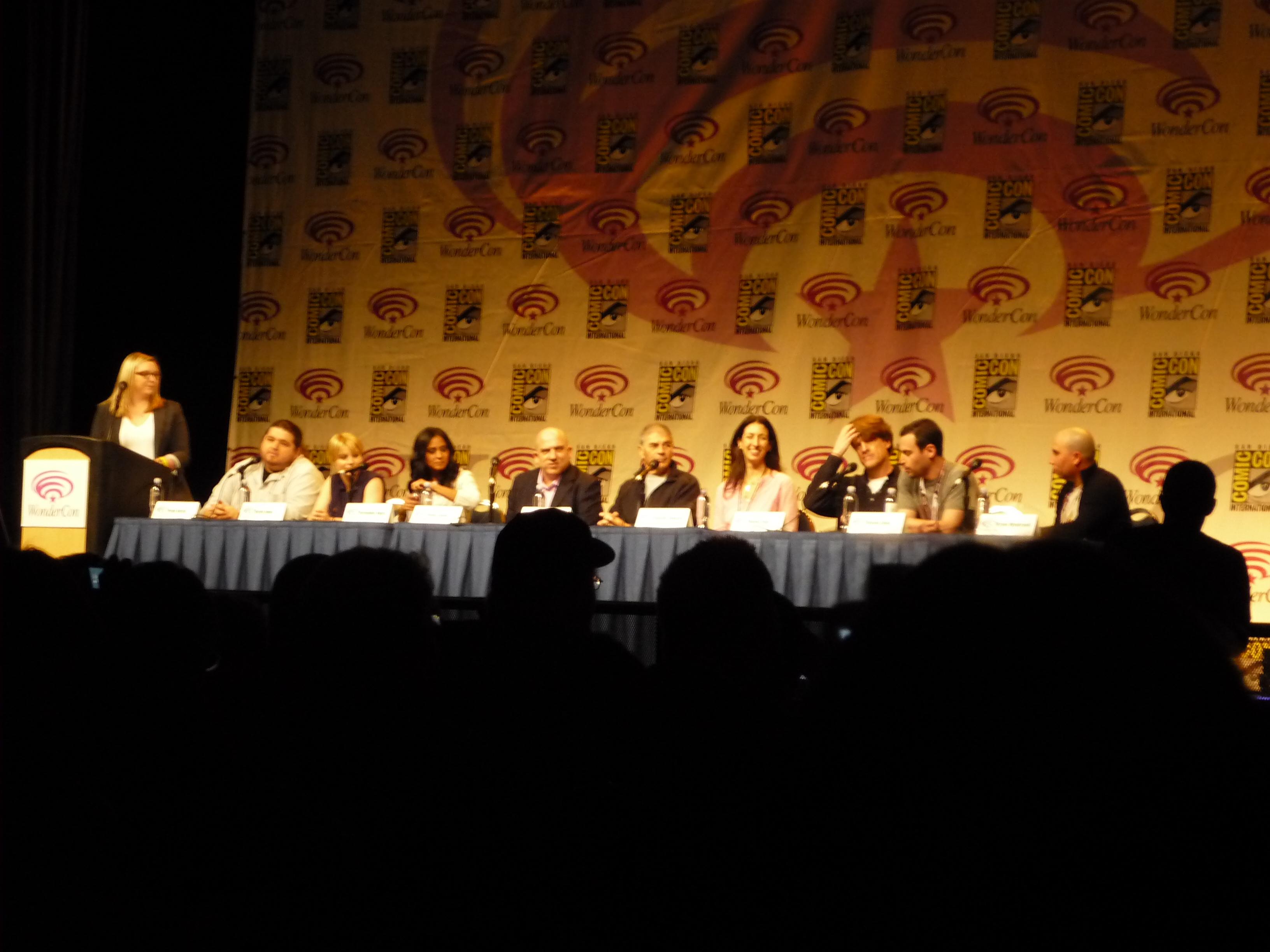 WonderCon 2012 – Alcatraz Panel