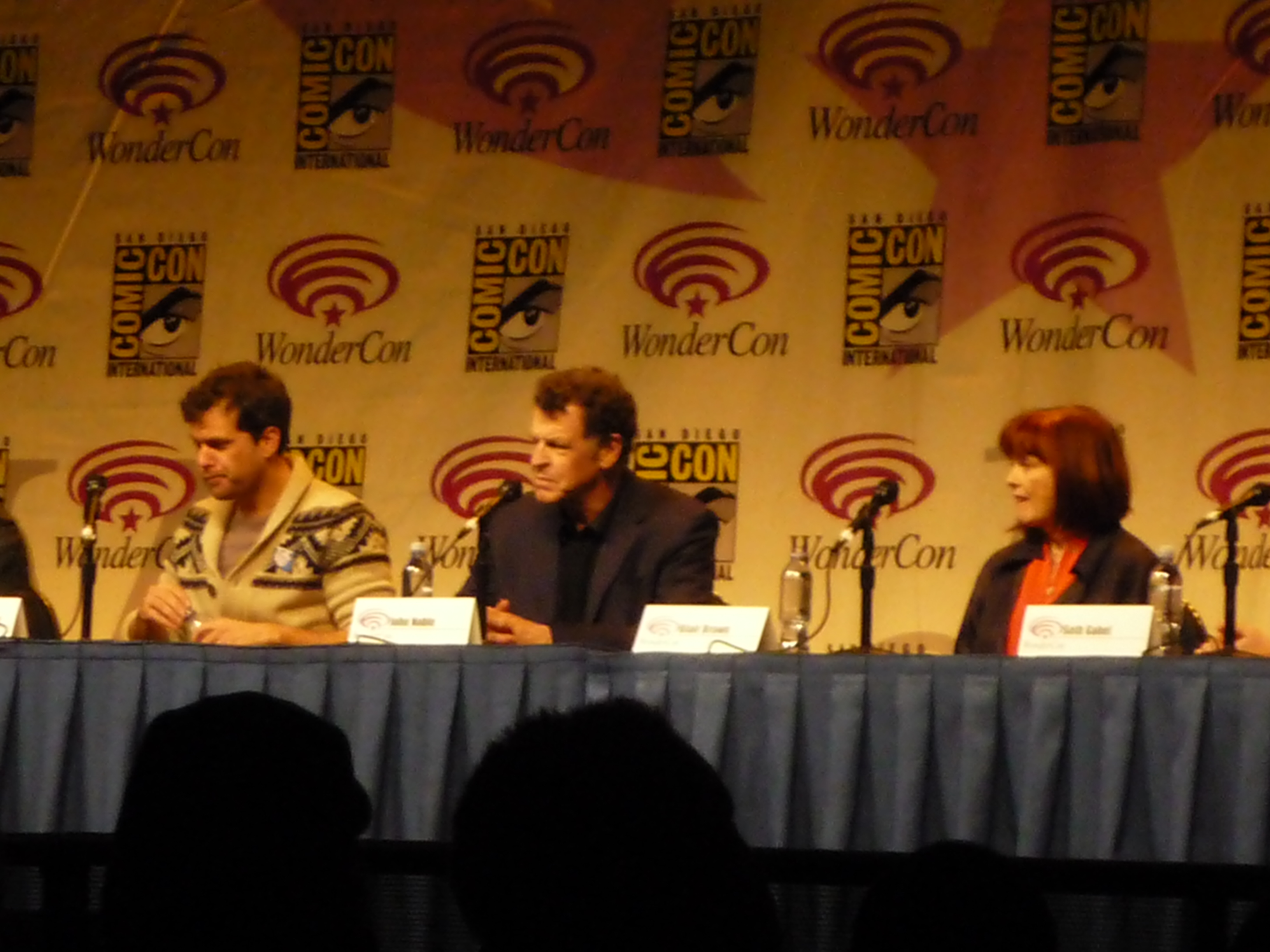 WonderCon 2012 – Fringe Panel Coverage