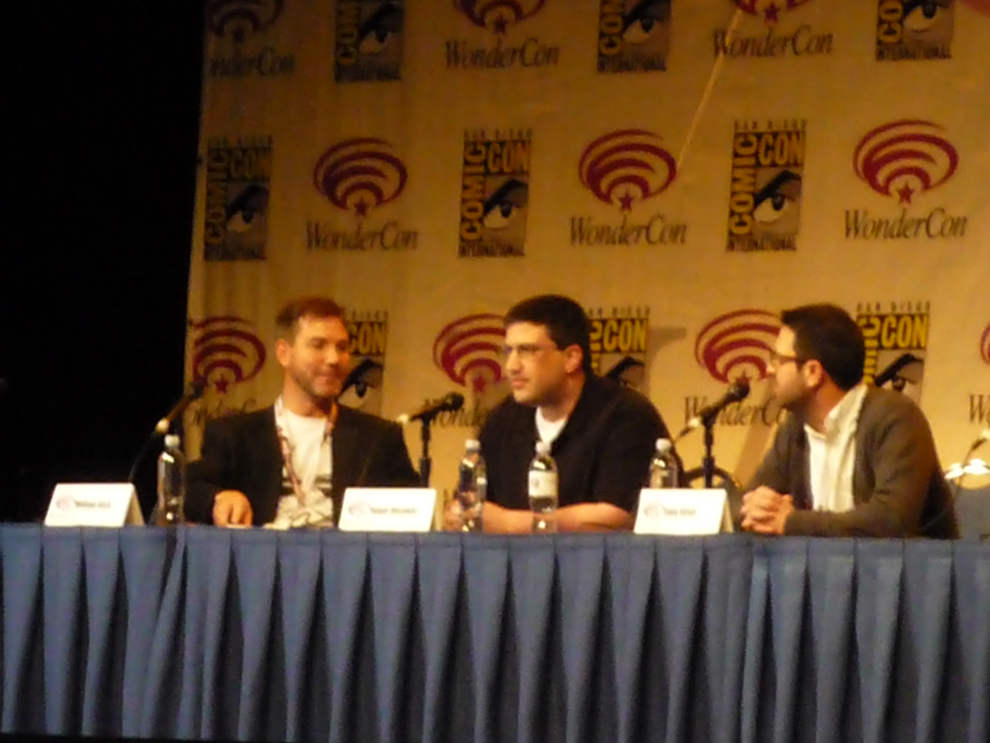 WonderCon 2012: Once Upon A Time Panel with Adam Horowitz and Edward Kitsis