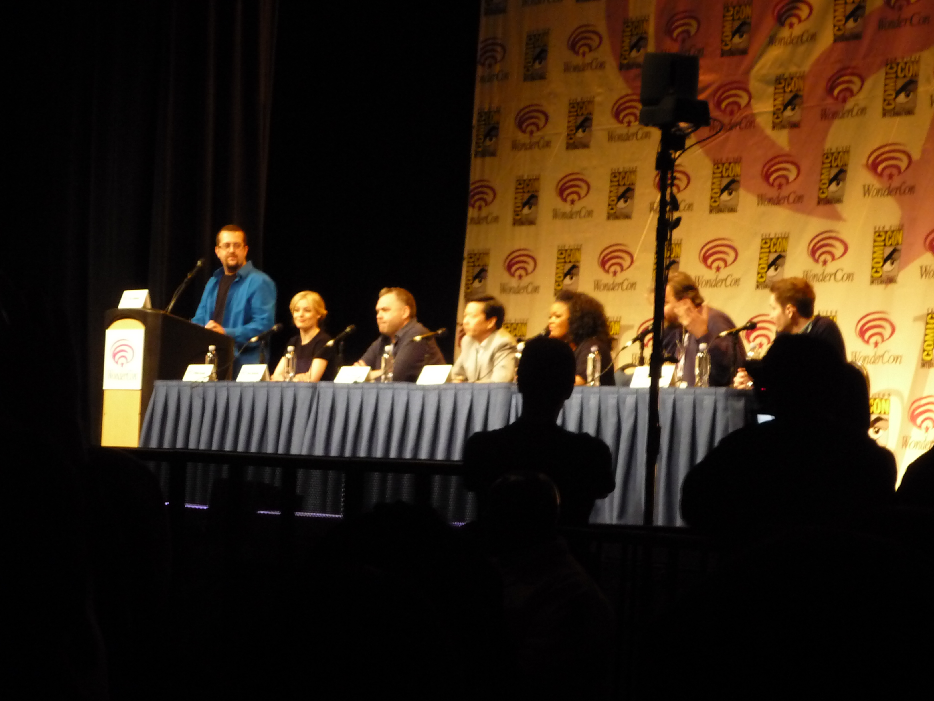 WonderCon 2012 – Community Panel / Q&A