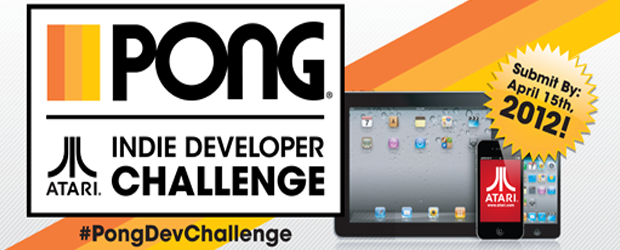 Atari brings the #pongdevchallenge to your door