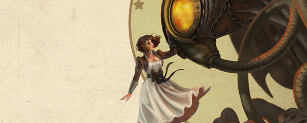 2K and and Irrational announce BioShock Infinite release date