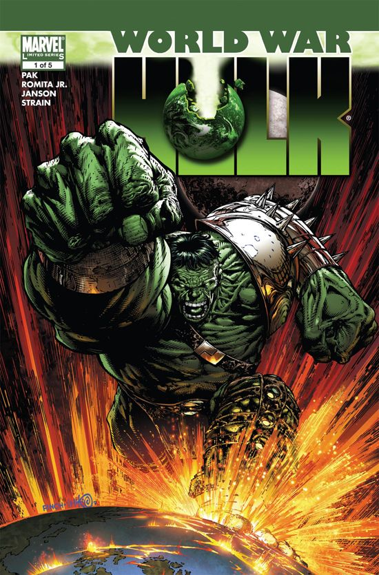World War Hulk goes into 99 cent mode today only!