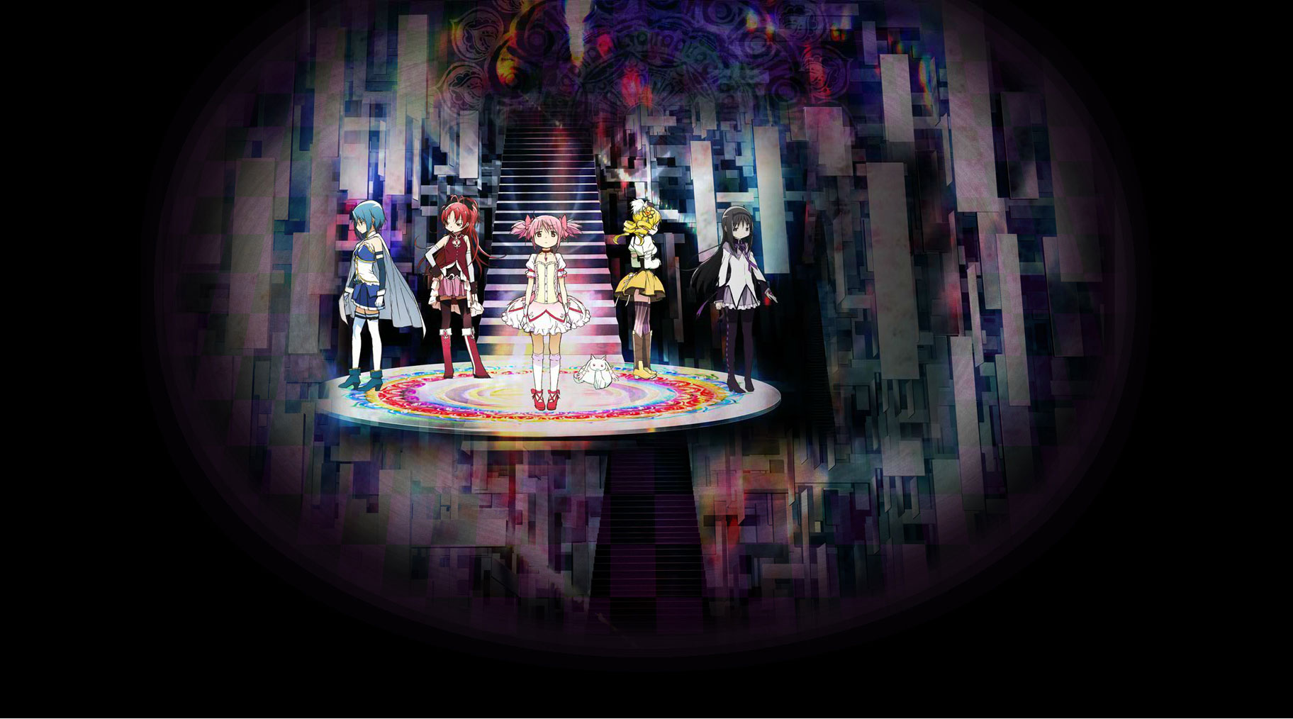 Aniplex streaming Madoka Magica Episode 5 worldwide