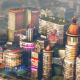 A short demo shows off the power being the new GlassBox engine for SimCity