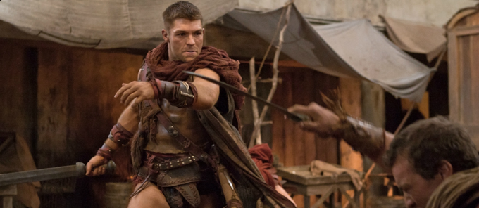 Review – Spartacus: Vengeance Episode 8 – Balance