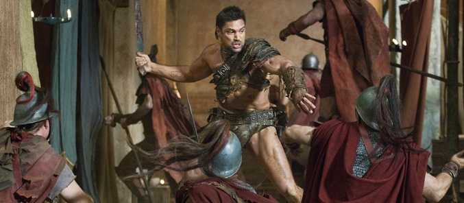 Review – Spartacus: Vengeance Episode 9 – Monsters