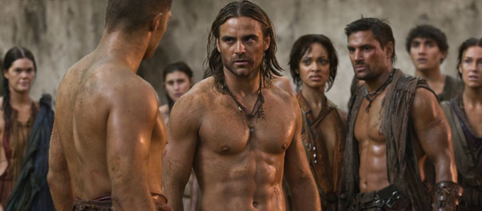 Review – Spartacus: Vengeance Episode 6 – Chosen Path