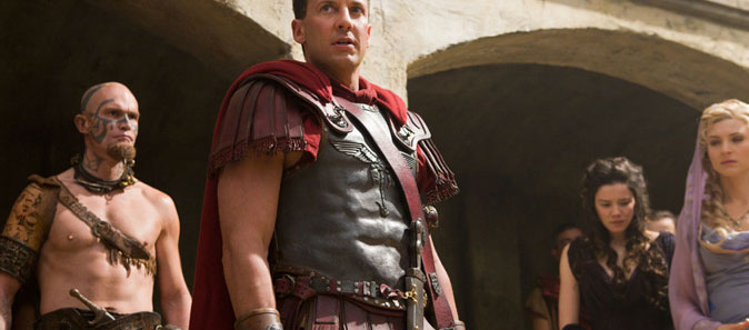 Review – Spartacus Vengeance Episode 7 – Sacramentum
