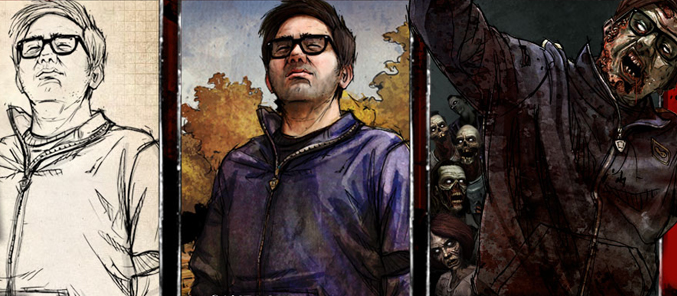 New details for The Walking Dead The Game emerge