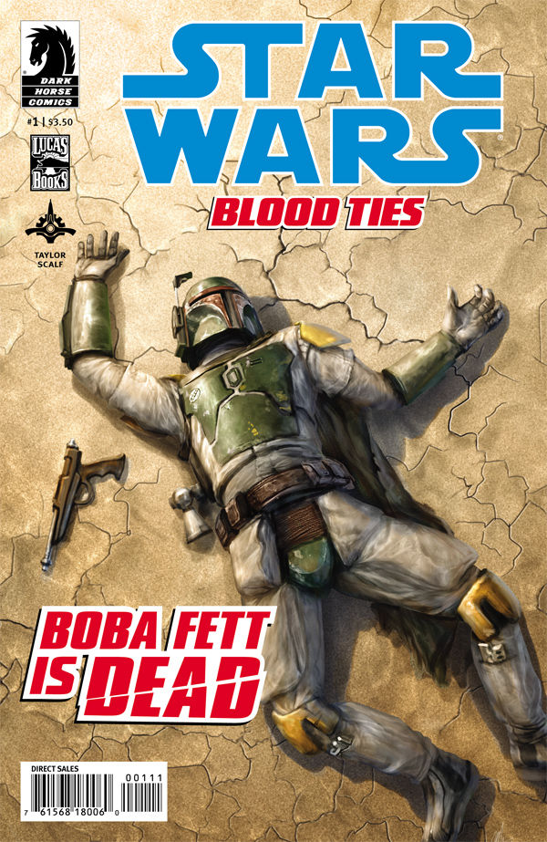 Review – Star Wars: Blood Ties #1 – Boba Fett is Dead