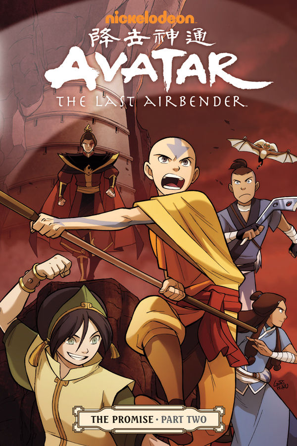 Review – Avatar: The Last Airbender Volume 2—The Promise Part 2