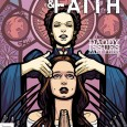 Faith is about to undergo a huge shift in her life but will she be able to let Drusilla go through with it?