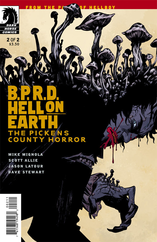 Review – B.P.R.D. Hell on Earth – The Pickens Country Horror #2