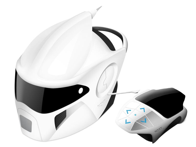 NZXT introduces Phantom Armor (Helmet + Gauntlet) for PC