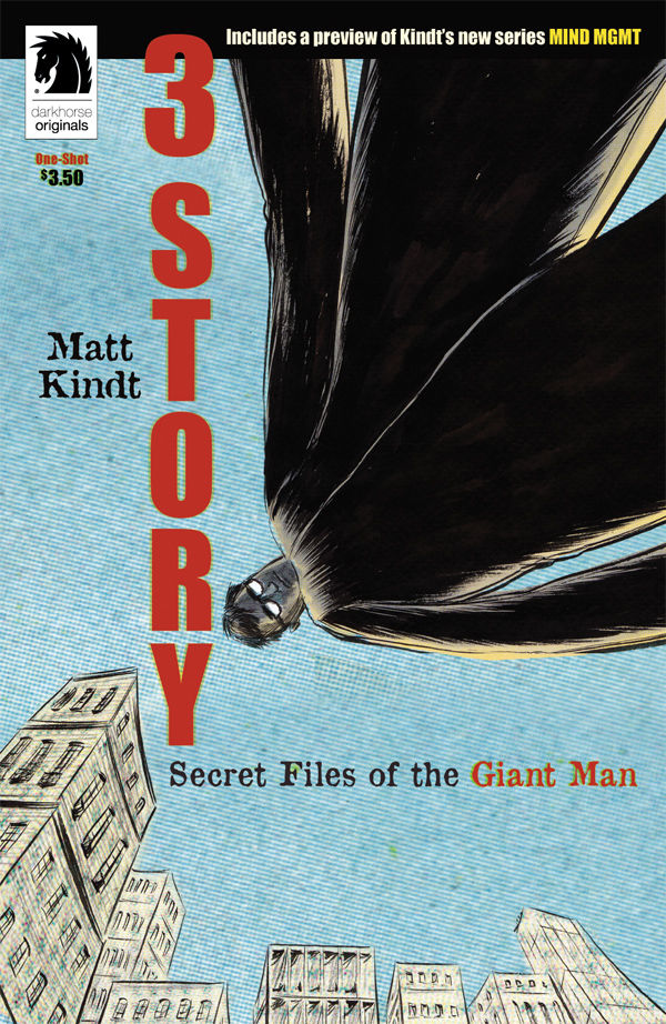 Review – 3 Story: Secret Files of The Giant Man