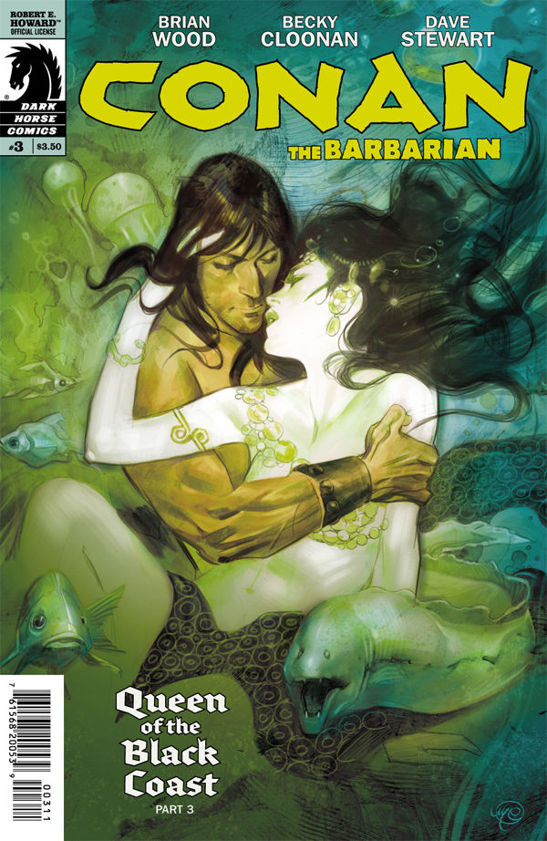Review – Conan The Barbarian #3: Queen Of The Black Coast – Part 3