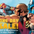 Twice a week fans get a sale from Marvel, today it's an Ultimates sale!