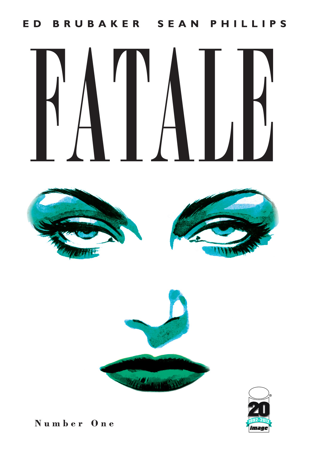 Image Comics sends FATALE #1 back for a fifth printing