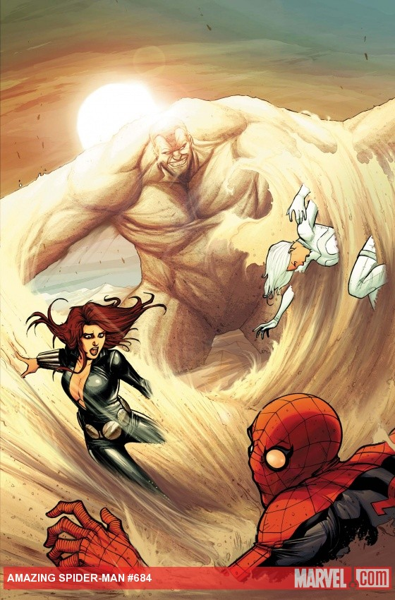 Review – The Amazing Spider-Man #684 – End of the Earth