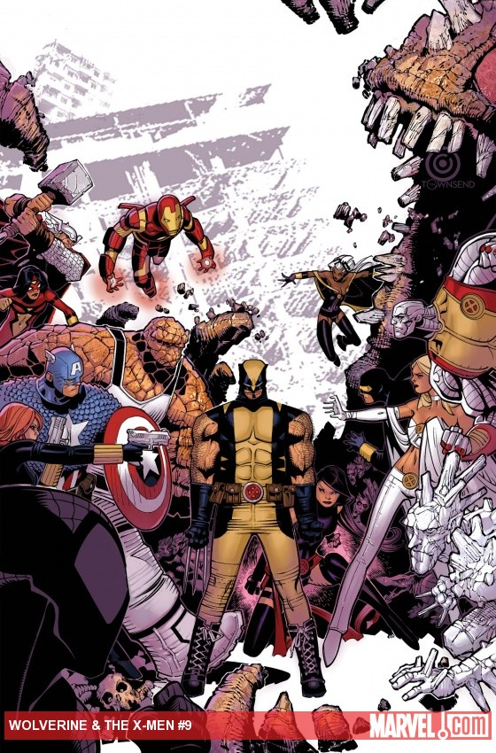 Review – Wolverine and the X-Men #9 (AvX)