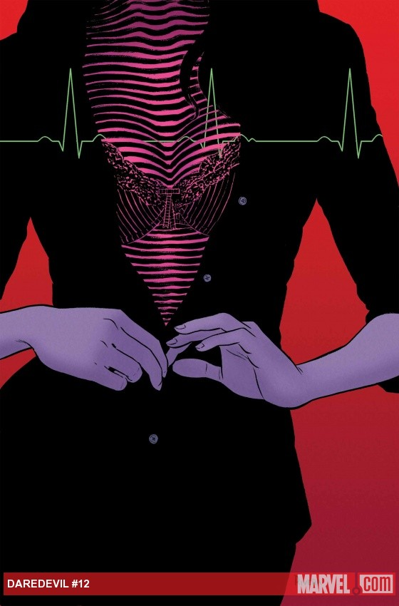 Daredevil #12 preview pages arrive from Marvel