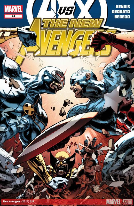 New Avengers #24 gives a sneak peek with preview pages