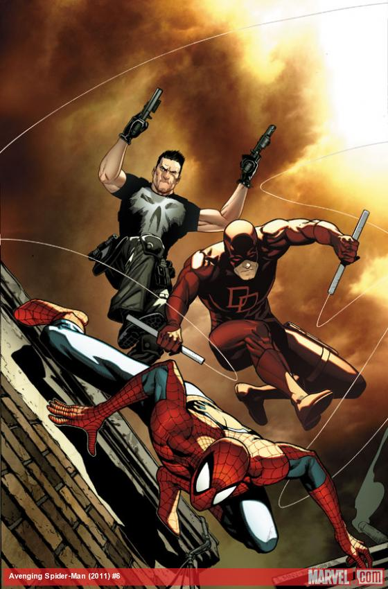 Marvel Sneak Peek: Avenging Spider-Man #6