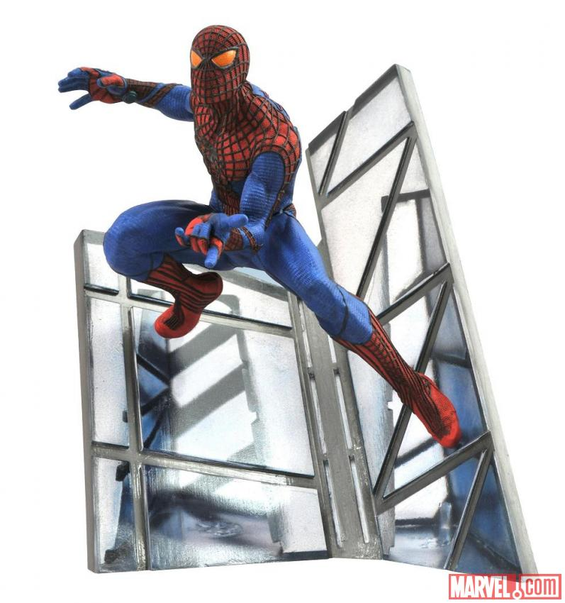 Diamond Select Toys returns with The Amazing Spider-Man