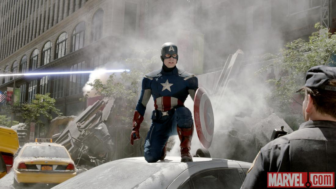 Marvel confirms Captain America sequel in 2014