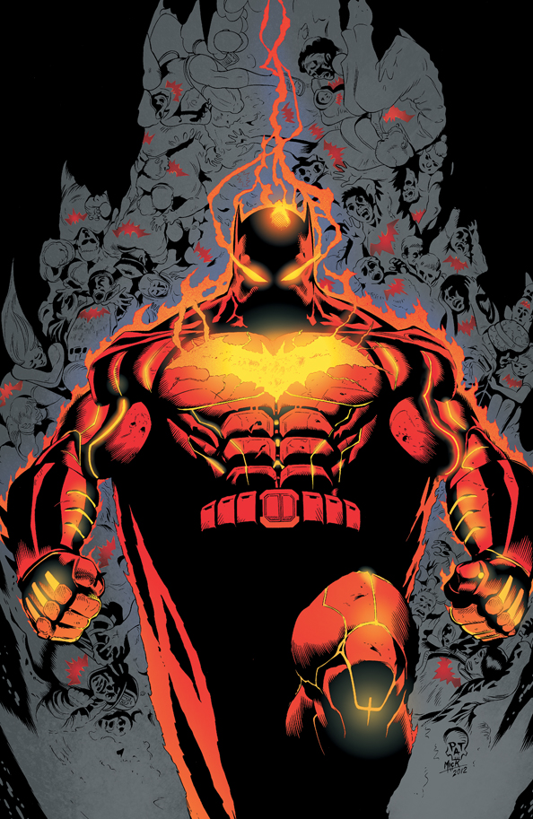 DC Announces Batman releases for July 2012
