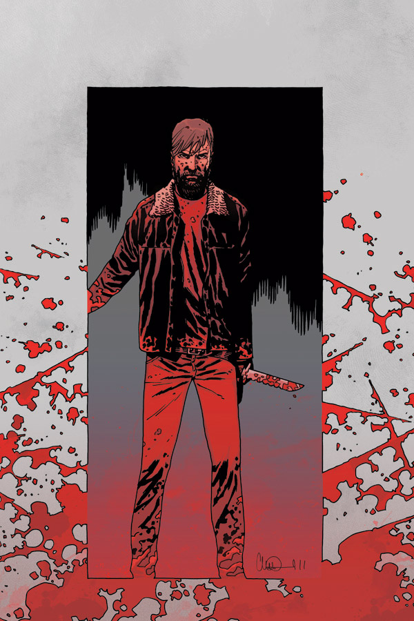 Review – The Walking Dead #96 – A Larger World (Conclusion)