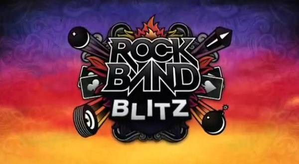 Harmonix announces Rock Band Blitz!