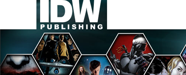 IDW Publishing introduces comics on Kindle Fire