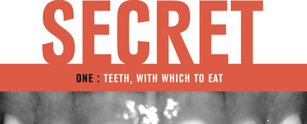 Review – SECRET #1 – One: Teeth, with which to eat
