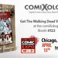 Missed your free code so far? Get Volume 1 on ComiXology at C2E2 this weekend!